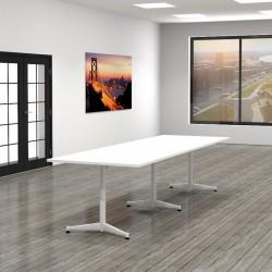 Stół prostokątny Leg Sing LI-1032 (320x100)