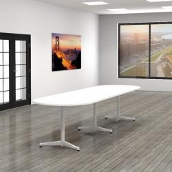 Stół zaokrąglony Leg Sing RI-1036 (360x100)
