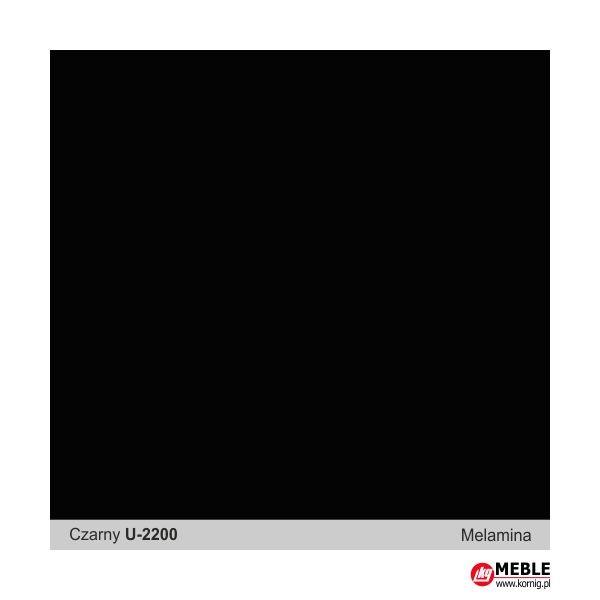 Czarny U-2200